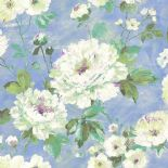 Fiore Wallpaper FO 3107 or FO3107 By Grandeco For Galerie
